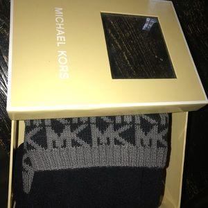 Women's Michael Kors Cuff Socks